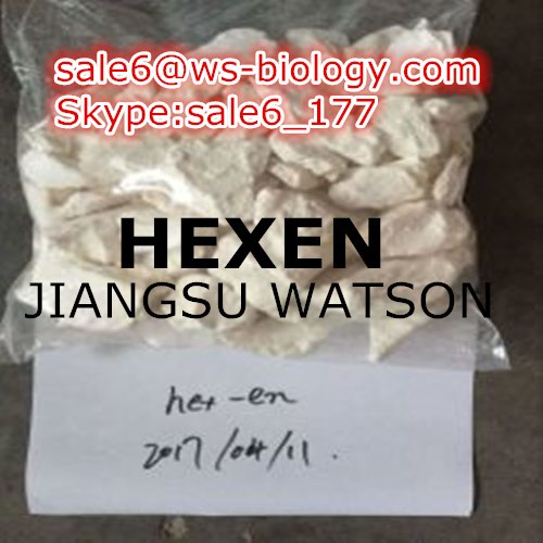 Offer HE-XEN n-ethyl-hexedrone powder ethyl hexedrone HEXEN Crystal. Photo 4