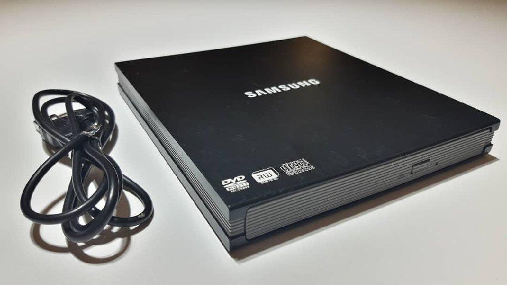 Samsung SE-S084 External DVD Writer Review