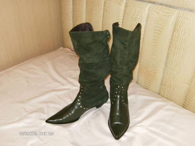 Esthissis Vintage-like Boots No 39 (Like New)