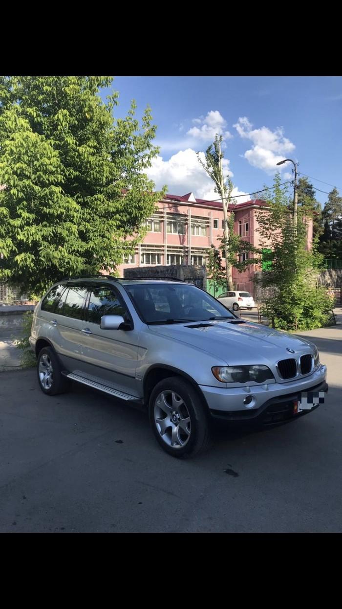 BMW X5 2003. Photo 0