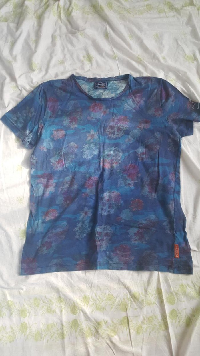 Κοντομάνικο μπλουζάκι. Photo 0