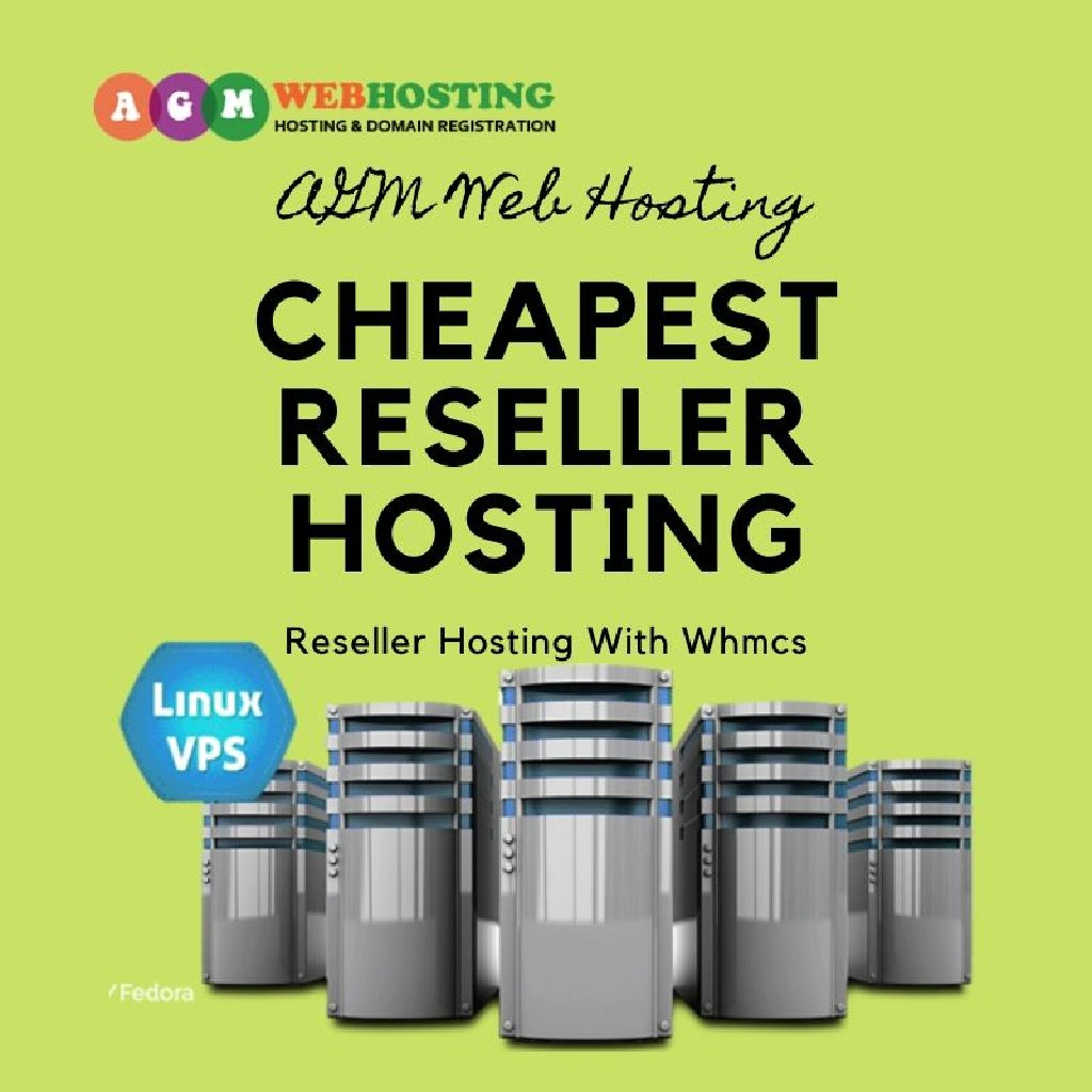 Zero Signup Fee and a 25% Discount! Isn't it so amazing? AGM Web Hosting Services is giving Cheapest Reseller Hosting at the cheapest price in Nepal