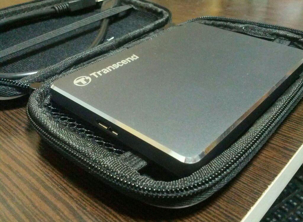 Внешний Жесткий Диск HDD Transcend 2 ТБ