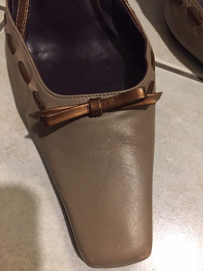 Γυναικεία είδη Υπόδησης - Υπόλοιπο Αττικής: Δερμάτινα λαδι εξώφτερνα παπούτσια Loafers