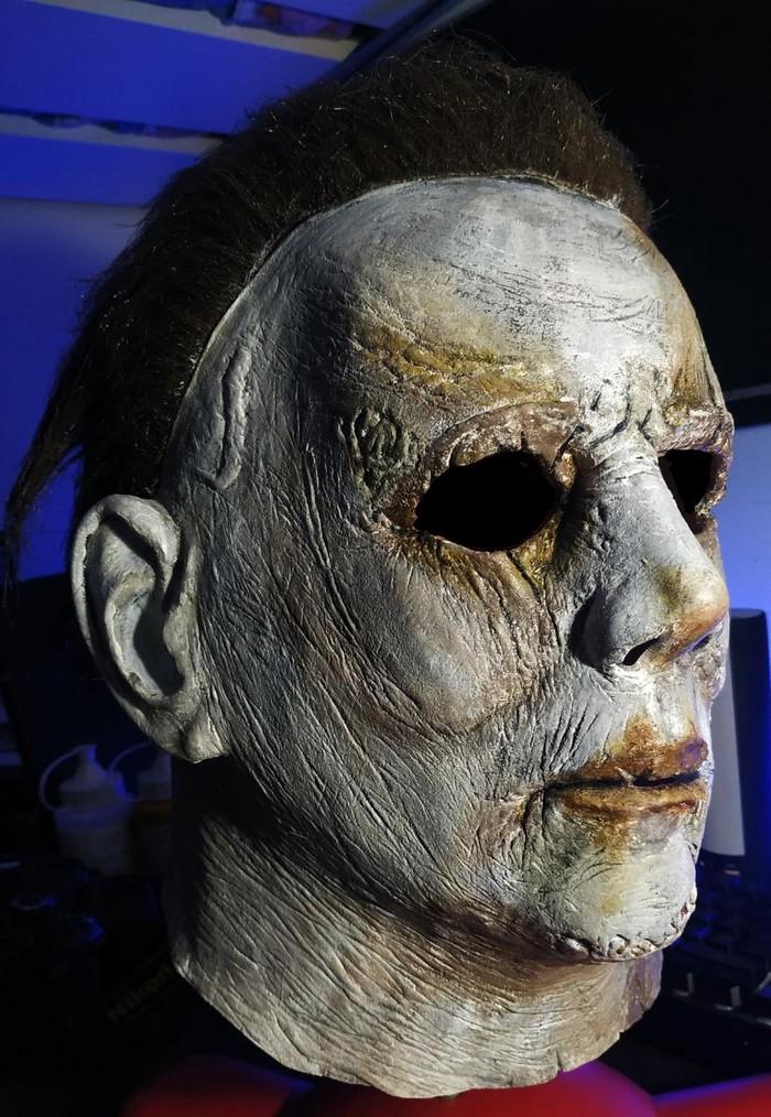 Michael myers mask 2018. Photo 0