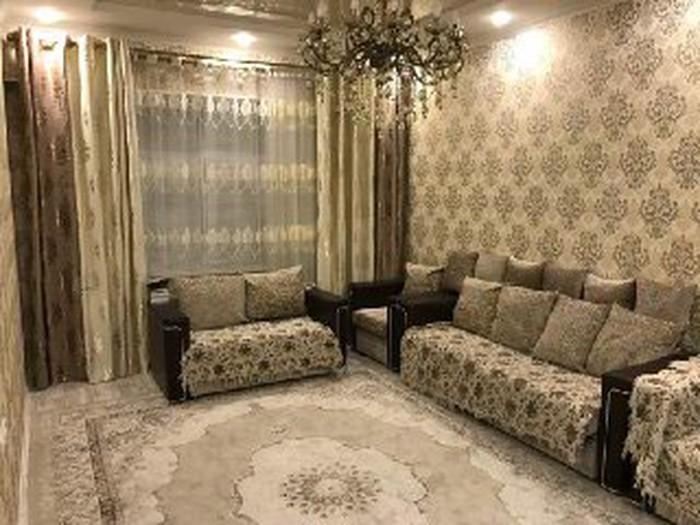 Сдается квартира: 2 комнаты, 80 кв. м., Бишкек. Photo 5