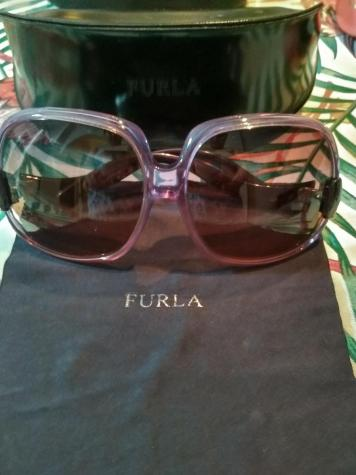 Furla sunglasses αυθεντικα σε πολύ καλή κατάσταση λίγες φορές φορεμένα. Photo 0