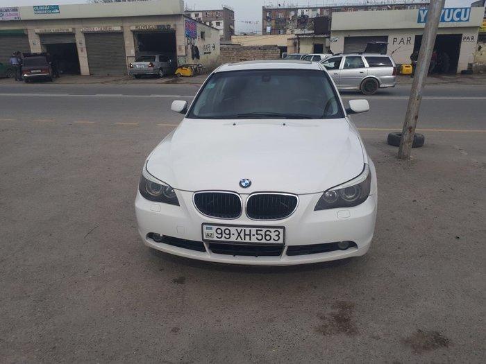 BMW 530 2007. Photo 2