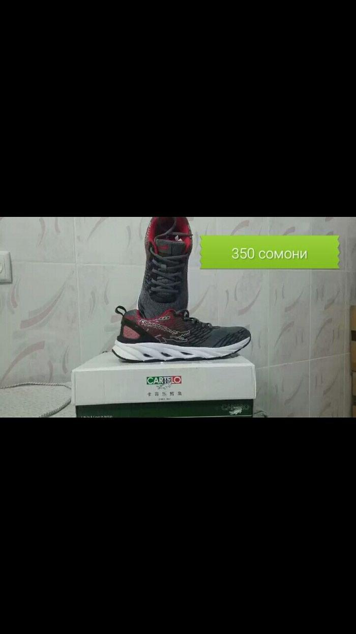 Кроссовки и спортивная обувь в Душанбе