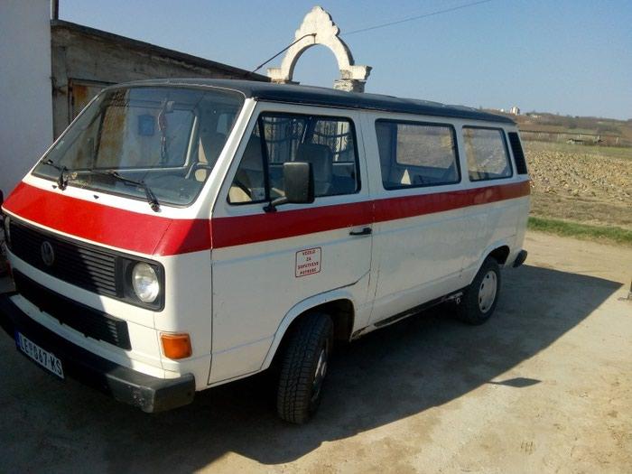 Volkswagen Transporter 1990. Photo 0