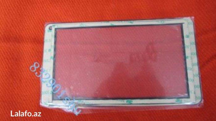 Bakıdada 40 AZN 7 inch touch screen digitizer for digiland
