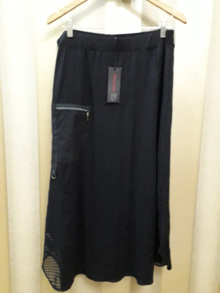 НОВАЯ турецкая женская юбка в талии 42 см длина 90. Photo 4