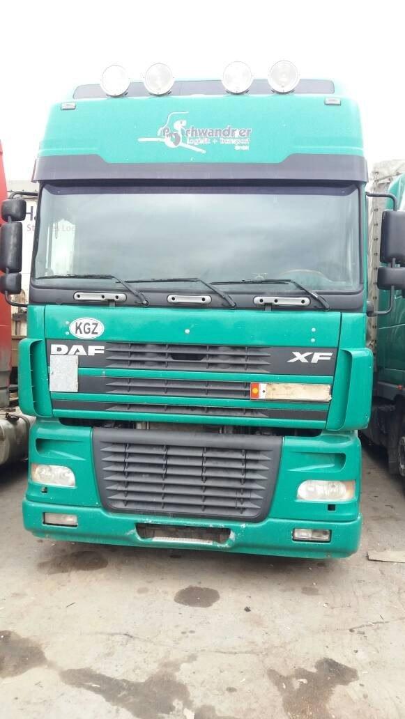 Продаю ДАФ XF 95 480.  в Бишкек