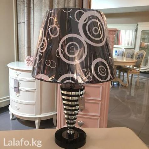 Лампа.Стильная и оригинальная настольная лампа (Италия) в Бишкек