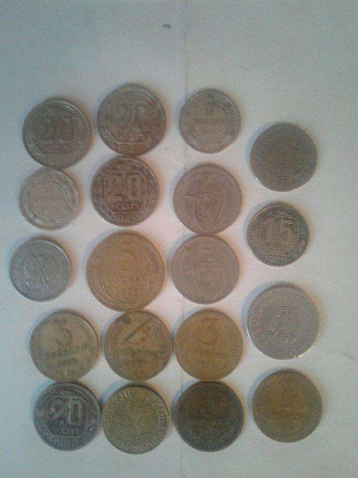 Продаю монеты разные на фото не всё в Бишкек