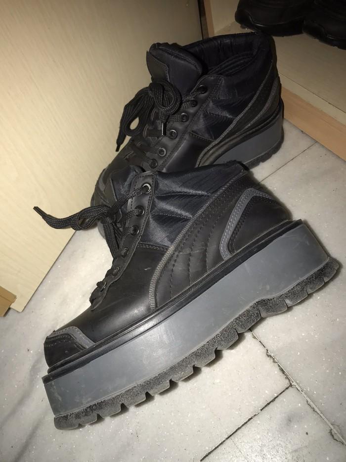 Μαυρα τυπου αθλητικα παπουτσια νουμερο 38. Photo 0