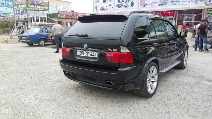 BMW X5 2006. Photo 1