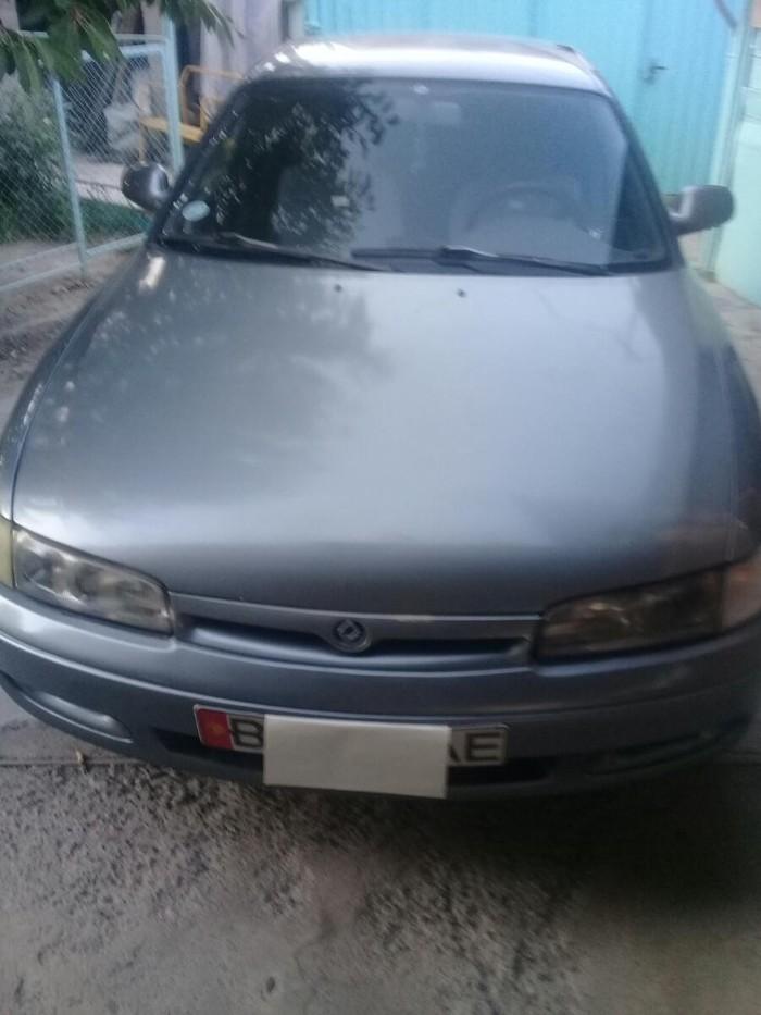 Mazda 626 1992. Photo 0