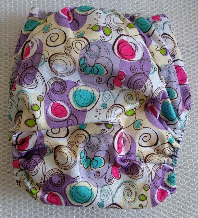 Πλενόμενη Υφασμάτινη Πάνα cloth diaper. Photo 1