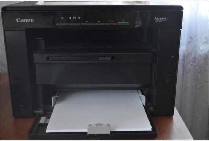 Принтер Canon3010 100% кати апарати переплет в Душанбе