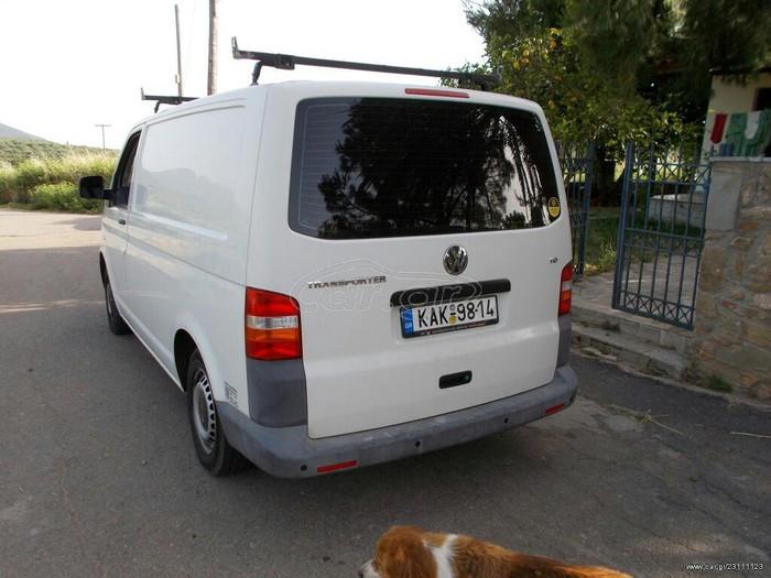 Volkswagen Transporter 2009. Photo 3
