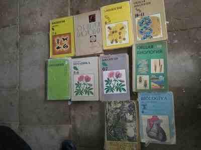 Biologiya derslik kitablari Qiymet kitabdan asilidir. Photo 0