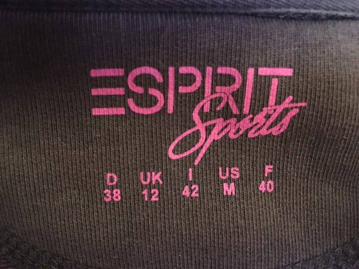 Esprit sports jacket size 38 in perfect comdition. Photo 1