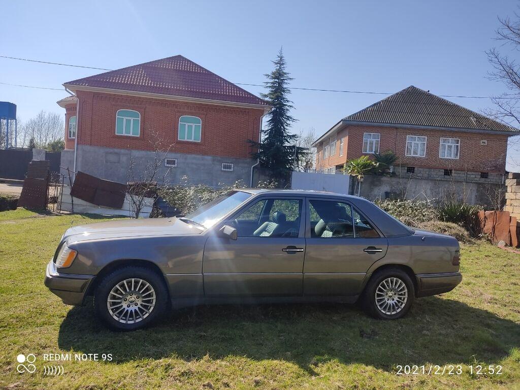Mercedes-Benz W124 2.5 l. 1994 | 570000 km: Mercedes-Benz W124 2.5 l. 1994 | 570000 km