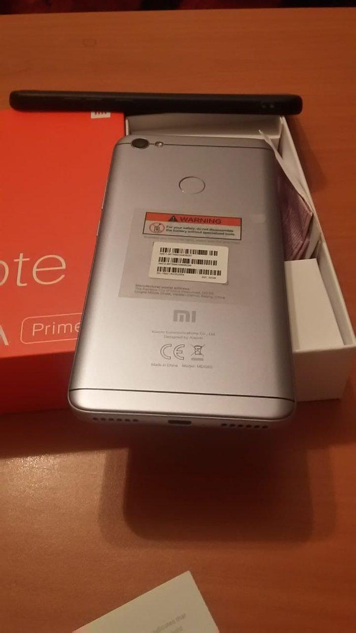 Xiaomi Not 5 A Prime . Photo 4