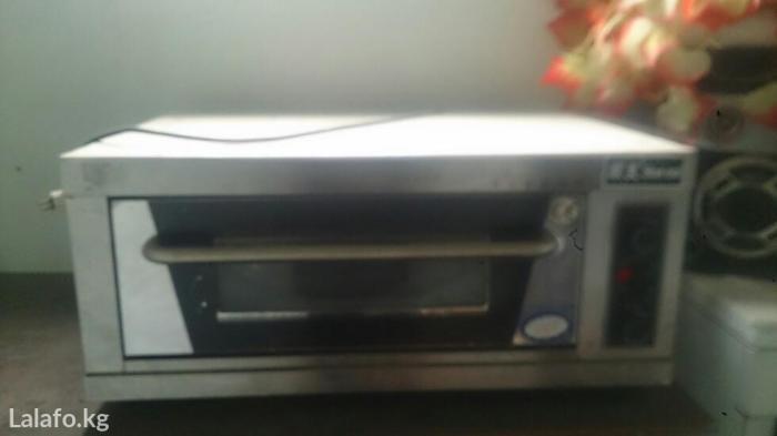 печка для выпечки  в Оше