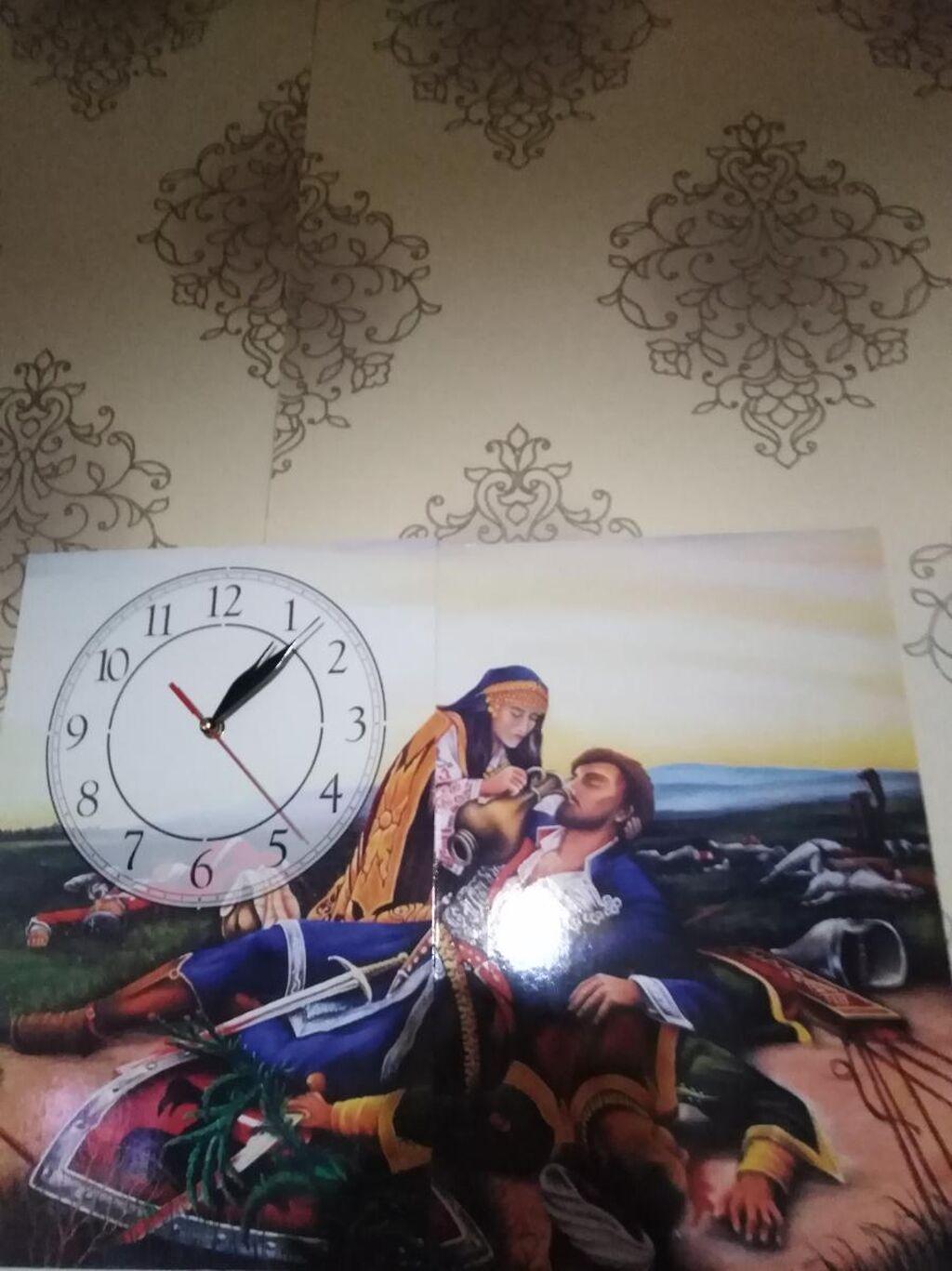 Slika, Kosovka devojka, sa, satom