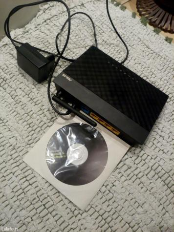 Asus rt-n10 lx (wireless) internet ruter... - Beograd