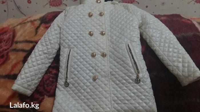 Продаю куртку на девочку 4-5лет весенняя в Бишкек