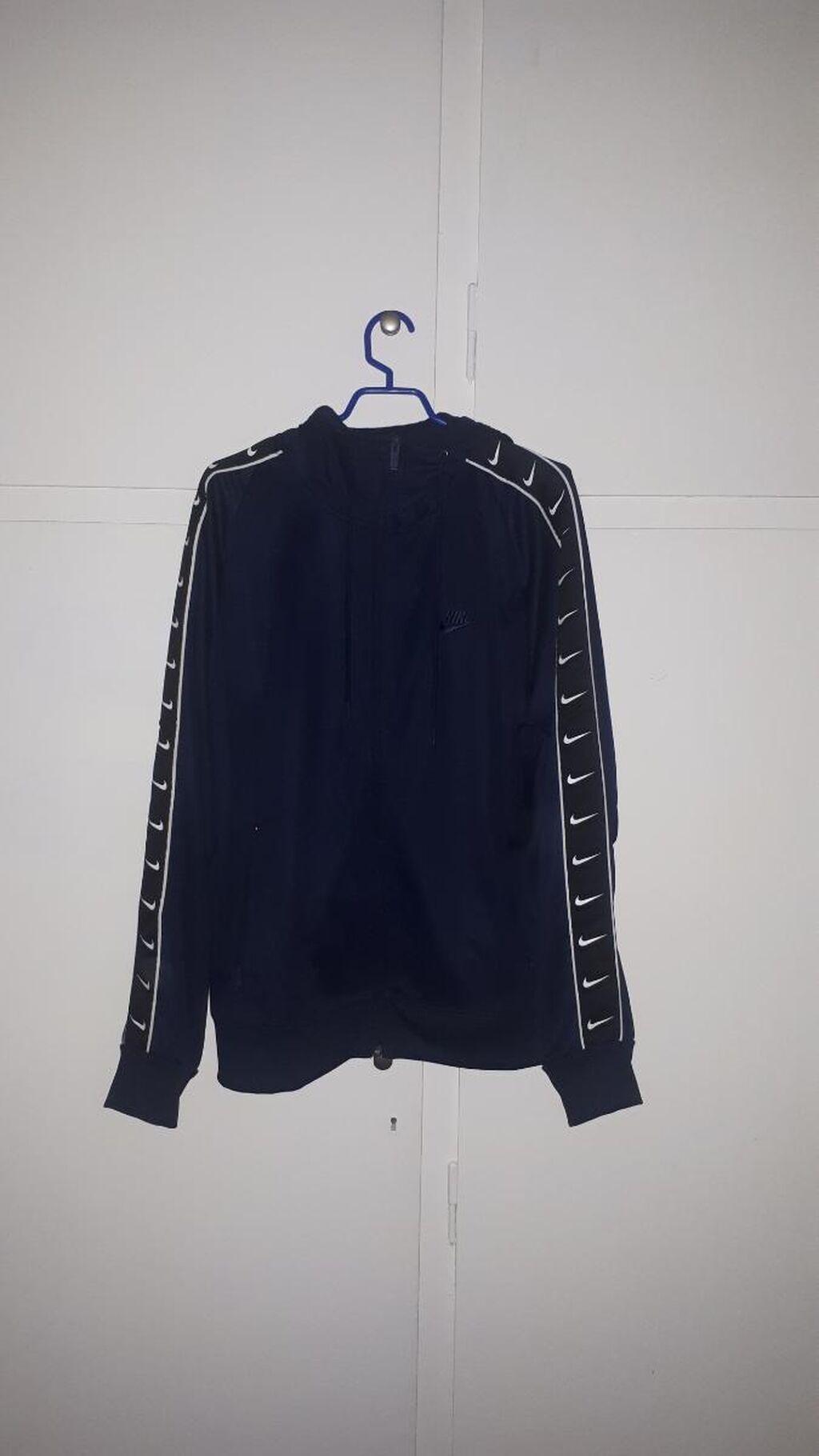 Nike tape full zip hoodie perfect condition(ελαχιστα φορεμένη)