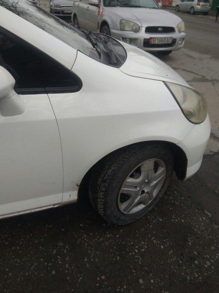 Honda Fit 2002 в Лебединовка