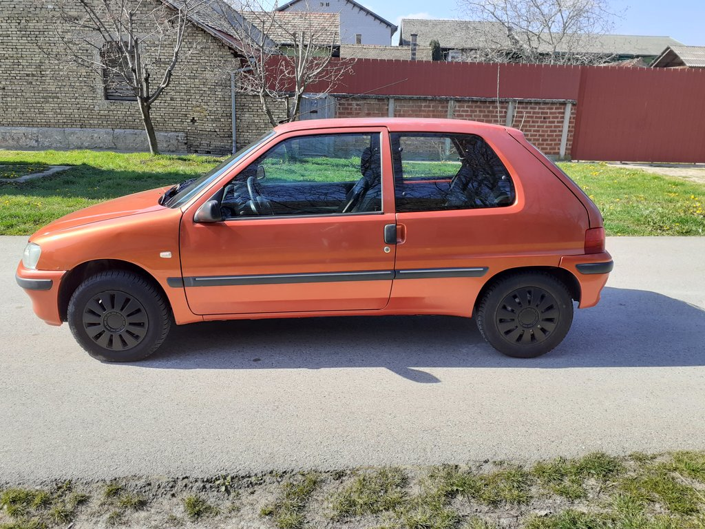 Peugeot 106 1.5 l. 2001 | 170000 km