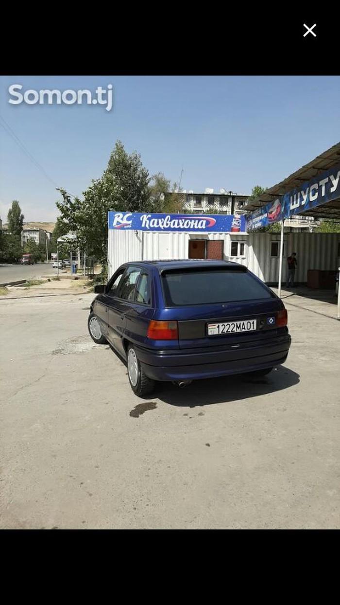 Opel Astra 1996. Photo 2
