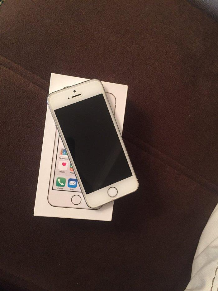 Продаю iphone 5s 16гб, не рефка оргинал. состояние идеальное без царап в Бишкек