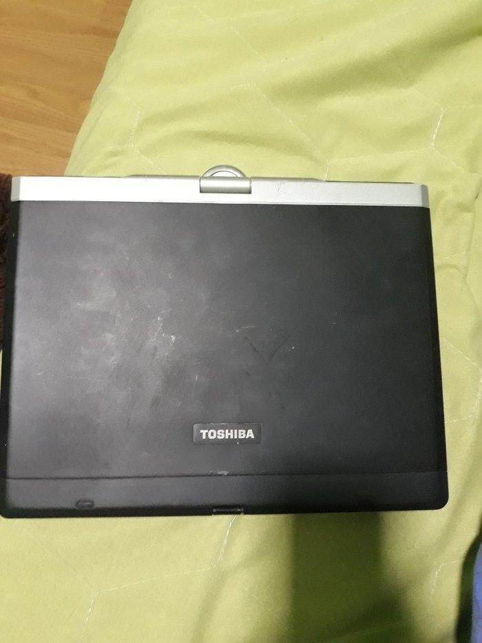 Toshiba p3500 za delove ima hard 40 ram nzm koliko je  ide bez punjaca - Smederevo
