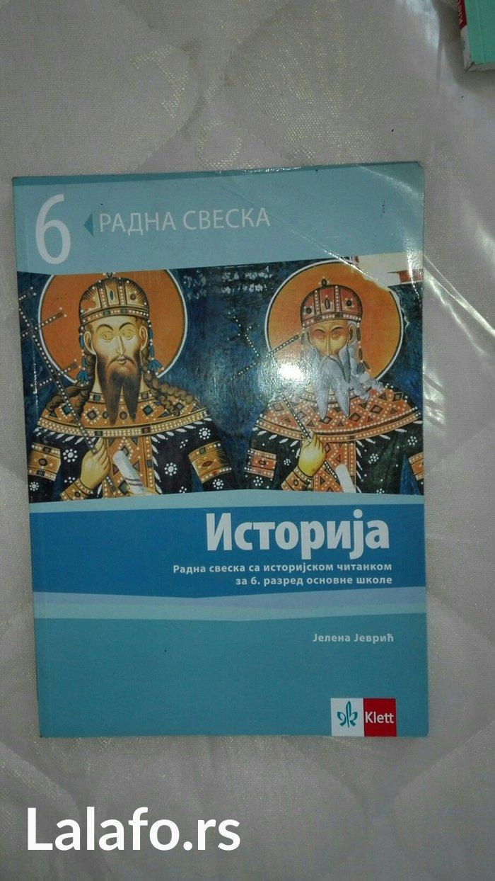 Istorija za 6. Razred klett 2014 radna sveska sa istorijskom čitankom- - Kragujevac