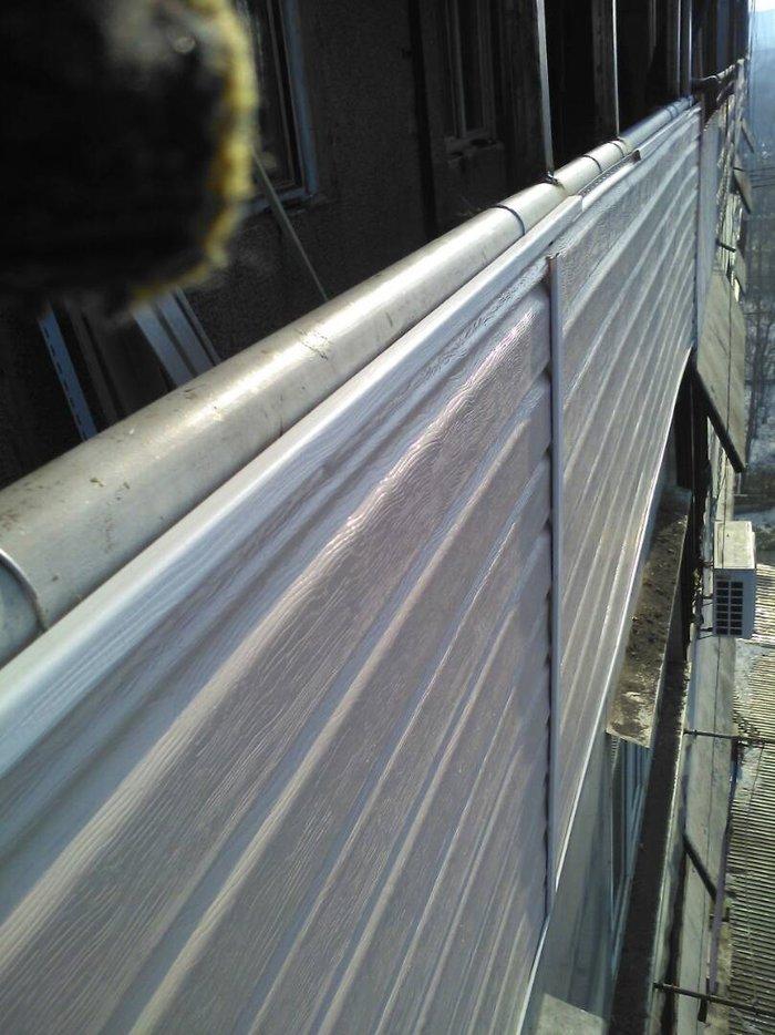Утепление и отделка балконов и лоджий, в Лебединовка