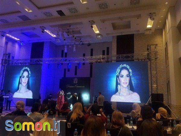 Экраны светадиодный и гибкий для шоу-программ, концертов в Душанбе
