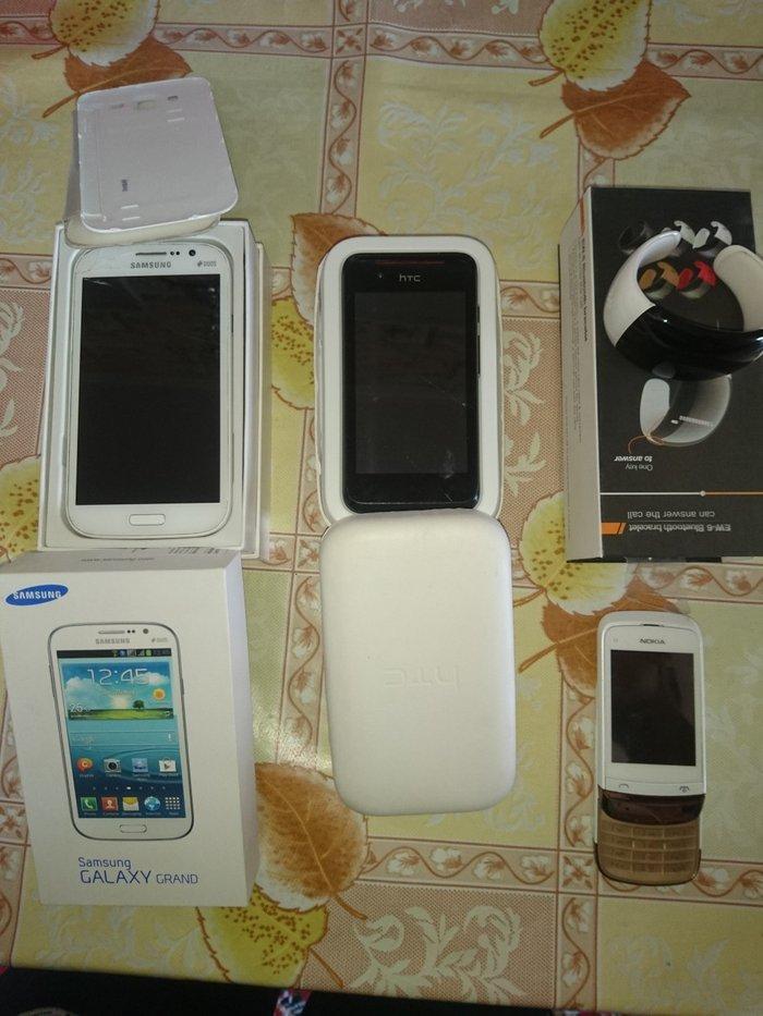 Bakı şəhərində Tek tek satılmır hamsı ishlek vəziyyətdədirler. Samsung