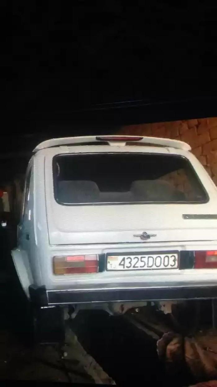 ВАЗ (ЛАДА) 4x4 Нива 1990. Photo 1