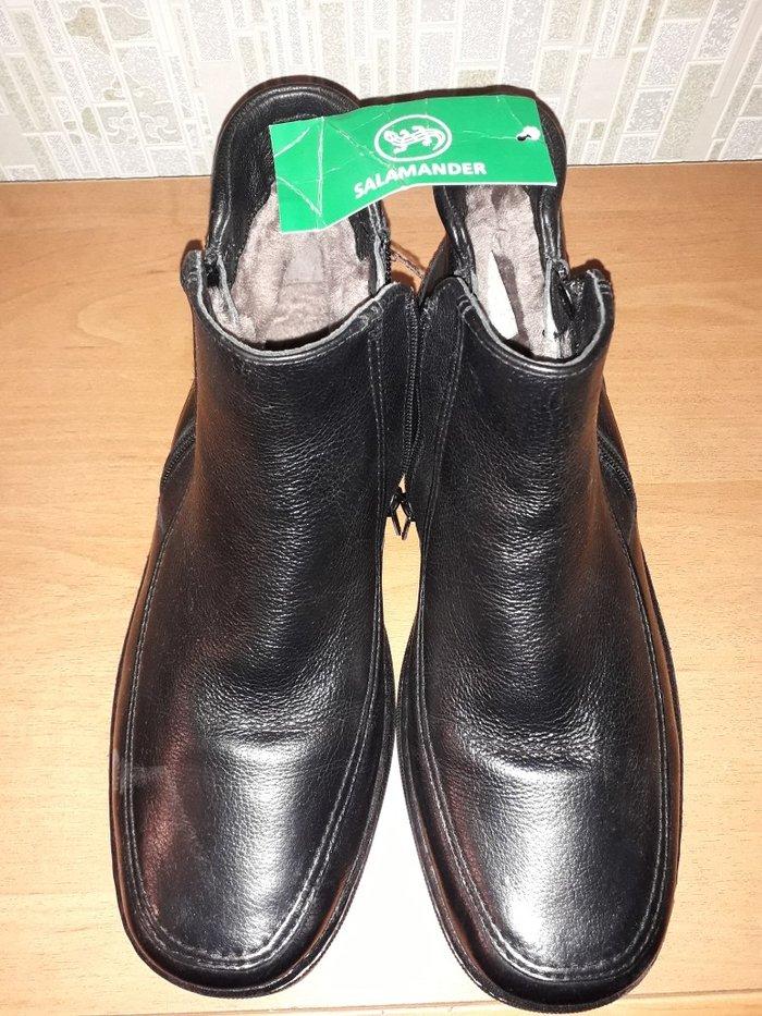 5d707a303 Продаю новую мужскую зимнюю обувь. размер 40. фирма