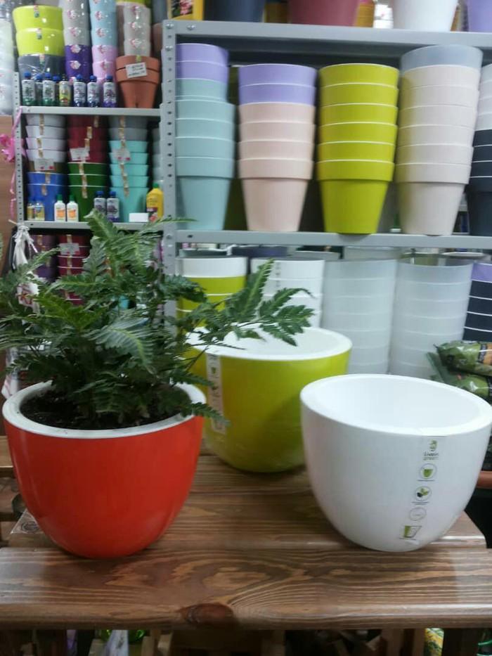 Красивые, яркие горшки  для цветов создадут уют и хорошее настроение!. Photo 3