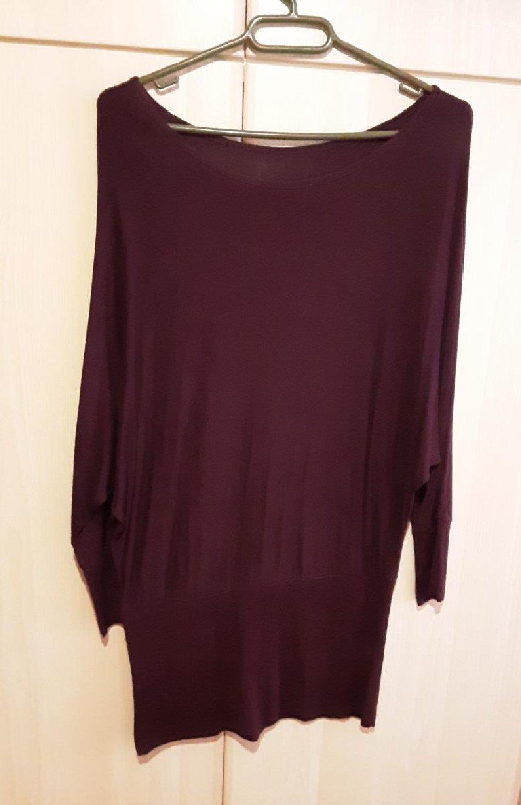 Μπλούζα, S/M, ελάχιστα φορεμένη, πολύ καλή κατάσταση, χρώμα : μωβ