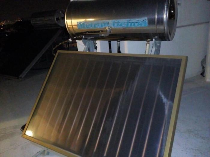 Ηλιακός θερμοσίφωνας πωλείται σε καταπληκτική τιμή ευκαιρίας λόγο μετακόμισης