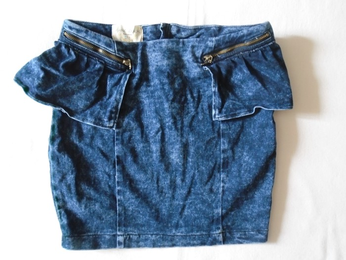 Mini suknjica iz Pull&Bear-a