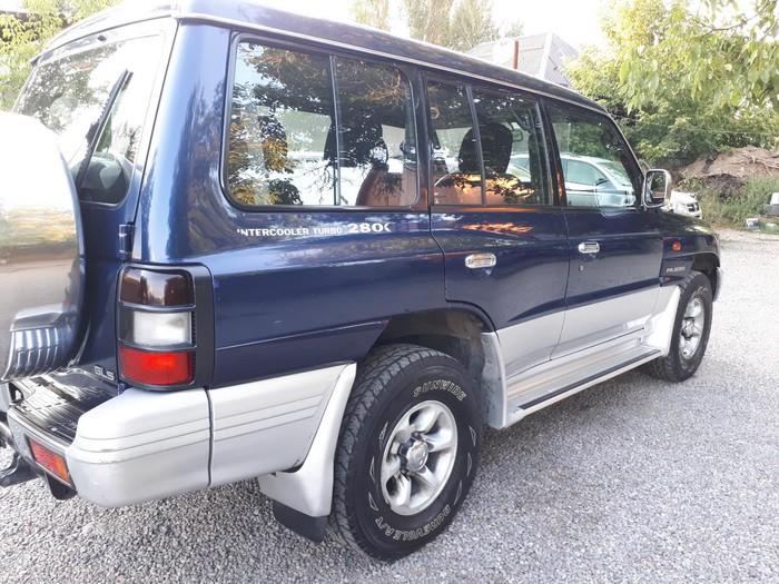 Mitsubishi Pajero 1999. Photo 5